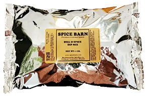 Dill & Spice Dip Mix Package