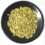 Whole Fennel Seeds Example