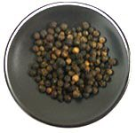 Black Peppercorns Example